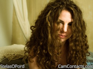 Webcam model StelasOPord from CamContacts