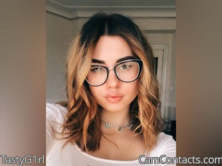 Webcam model TastyG1rl from CamContacts