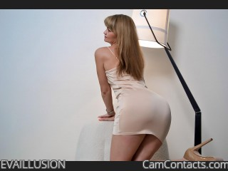 Webcam model EVAILLUSION from CamContacts