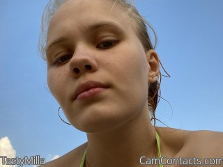 Webcam model TastyMilla from CamContacts