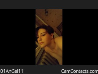 Webcam model 01AnGel11 from CamContacts
