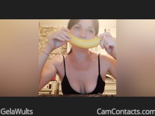 Webcam model GelaWults from CamContacts