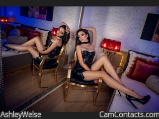 Webcam model AshleyWelse from CamContacts