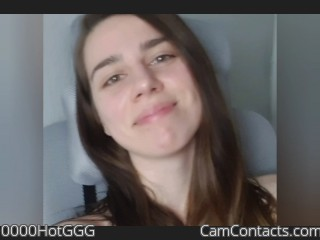 Webcam model 0000HotGGG from CamContacts