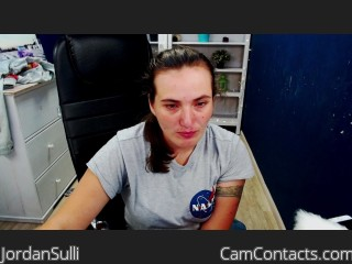 Webcam model JordanSulli from CamContacts