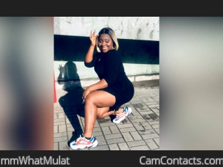 Webcam model mmWhatMulat from CamContacts