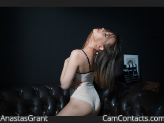 Webcam model AnastasGrant from CamContacts