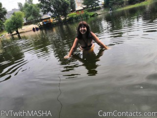 Webcam model PVTwithMASHA from CamContacts