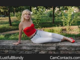 LustfulBlondy
