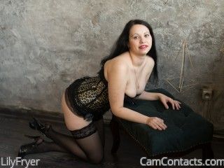 Webcam model LilyFryer from CamContacts