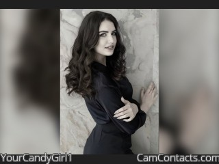 Webcam model YourCandyGirl1 from CamContacts