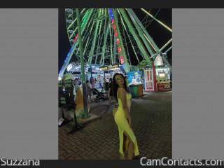Webcam model Suzzana from CamContacts