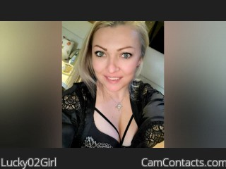 Webcam model Lucky02Girl from CamContacts