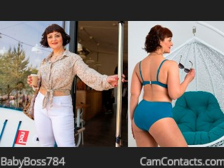 Webcam model BabyBoss784 from CamContacts