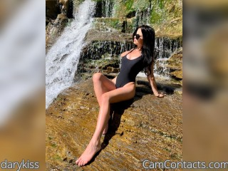Webcam model darykiss from CamContacts
