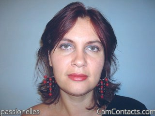 Webcam model passionelles from CamContacts