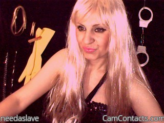 Webcam model needaslave from CamContacts