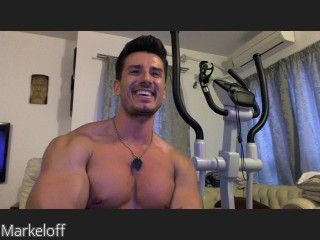Live cam real time video chat with Markeloff