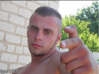 Live cam real time video chat with Igor1605