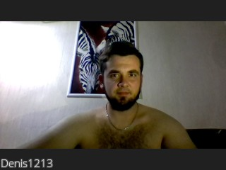 Live cam real time video chat with Denis1213