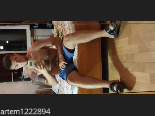 Live cam real time video chat with artem1222894