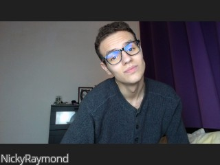 Live cam real time video chat with NickyRaymond