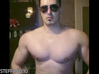 Live cam real time video chat with STEFFANO30