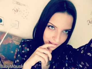LIVE SEXCAM VIDEO CHAT mit BabyMouse