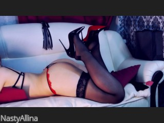 LIVE SEXCAM VIDEO CHAT mit NastyAllina