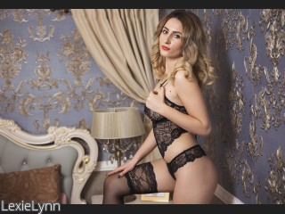 LIVE SEXCAM VIDEO CHAT mit LexieLynn
