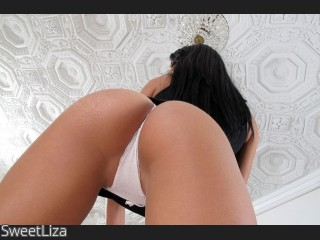LIVE SEXCAM VIDEO CHAT mit SweetLiza