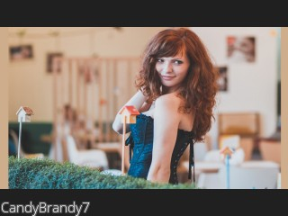 LIVE SEXCAM VIDEO CHAT mit CandyBrandy7