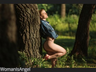 LIVE SEXCAM VIDEO CHAT mit WomanIsAngel