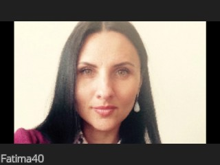 LIVE SEXCAM VIDEO CHAT mit Fatima40