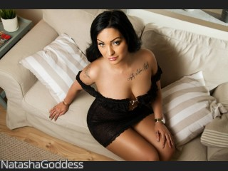 LIVE SEXCAM VIDEO CHAT mit NatashaGoddess