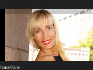 LIVE SEXCAM VIDEO CHAT mit NataliNice