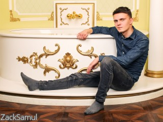 LIVE SEXCAM VIDEO CHAT mit ZackSamul