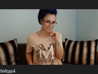 LIVE SEXCAM VIDEO CHAT mit N4tas4