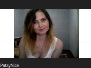 LIVE SEXCAM VIDEO CHAT mit PatsyNice