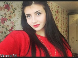 LIVE SEXCAM VIDEO CHAT mit Victoria34