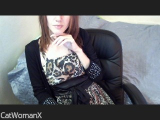 LIVE SEXCAM VIDEO CHAT mit CatWomanX