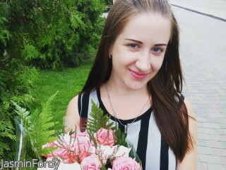 LIVE SEXCAM VIDEO CHAT mit JasminFordy