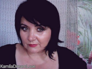 LIVE SEXCAM VIDEO CHAT mit KamilaDreamLove