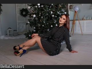 LIVE SEXCAM VIDEO CHAT mit BellaDessert