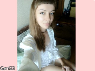 LIVE SEXCAM VIDEO CHAT mit Geni23