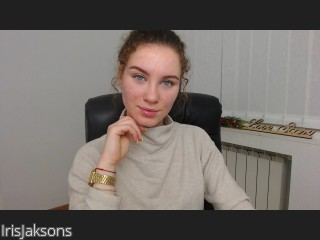 LIVE SEXCAM VIDEO CHAT mit IrisJaksons