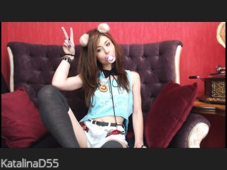 LIVE SEXCAM VIDEO CHAT mit KatalinaD55