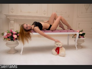 LIVE SEXCAM VIDEO CHAT mit SierraMs