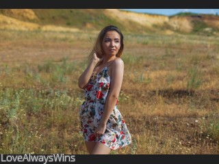 LIVE SEXCAM VIDEO CHAT mit LoveAlwaysWins