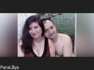 LIVE SEXCAM VIDEO CHAT mit ParaLiliya